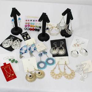 NEW Estate Vintage & Handmade Earrings 🎉17 Pairs